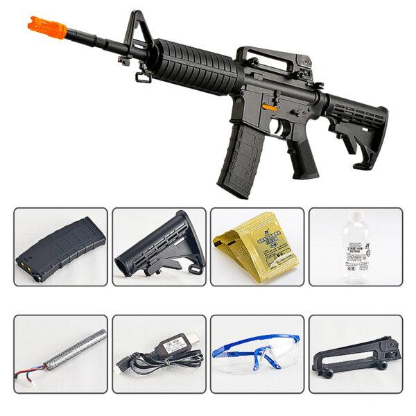 súng mô hình m4a1 j9