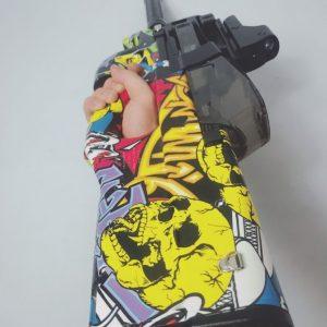 súng đạn thạch P90