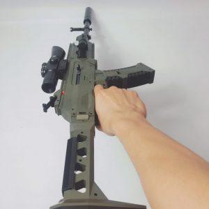 súng đạn thạch AK 15