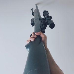 súng đạn thạch m24