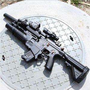 súng hk416 đạn thạch