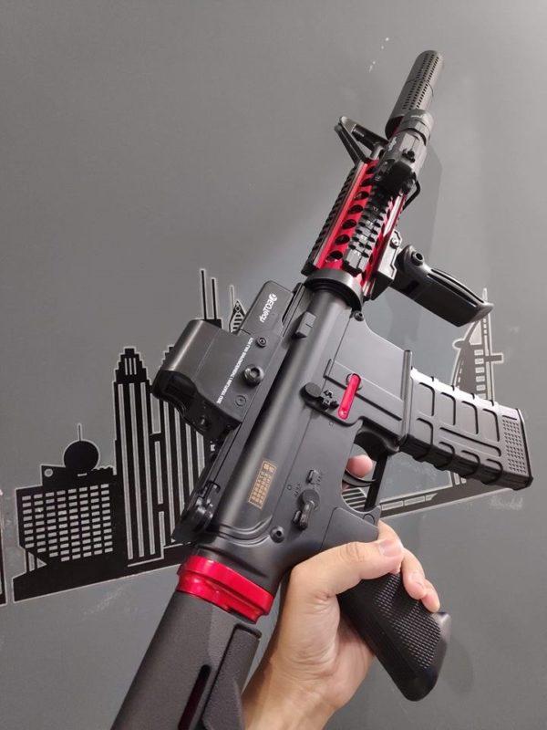 súng bắn đạn thạch m4a1