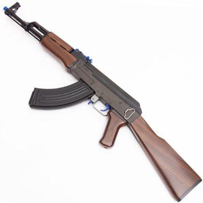 súng mô hình ak 47 blow back bắn đạn thạch