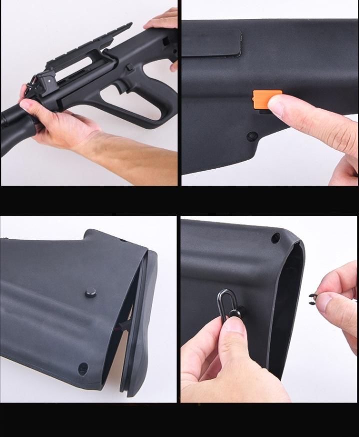 súng đạn thạch AUG