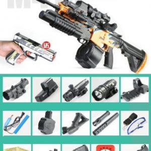 mô hình súng hk 416