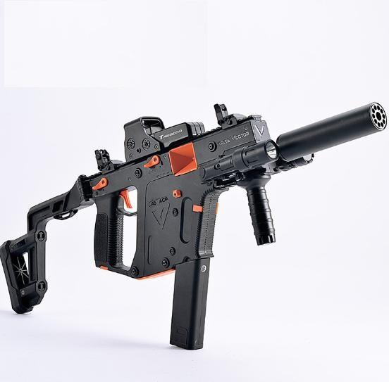 súng vector mô hình