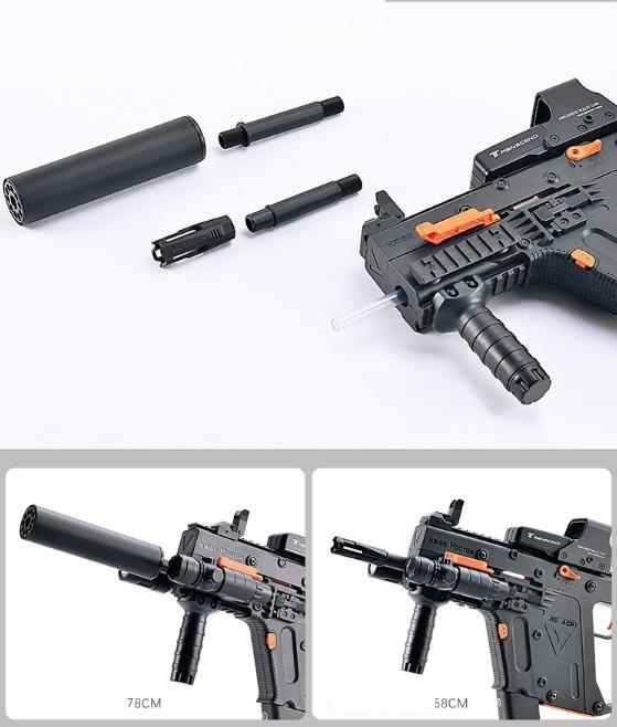 súng đạn thạch kriss super vector v2