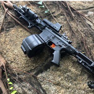 ar15 súng đạn thạch