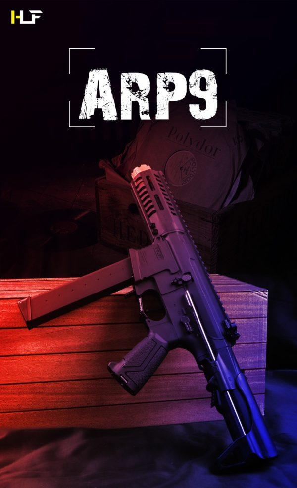 arp9 súng đạn thạch