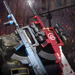 gozila súng đạn thạch