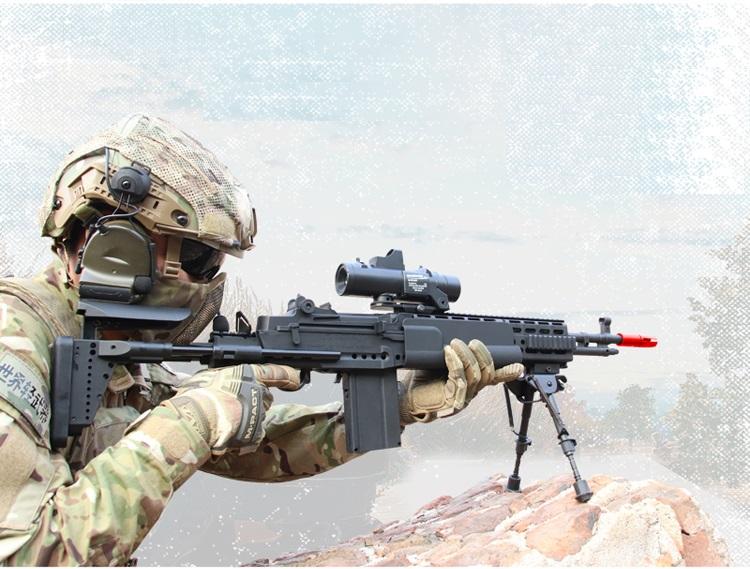 mô hình súng m14 ebr