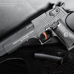súng đạn thạch D.E