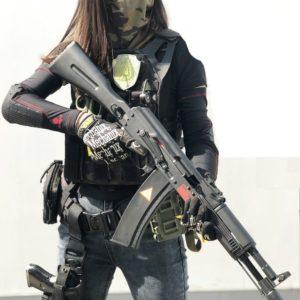 súng đạn thạch ak alphaking