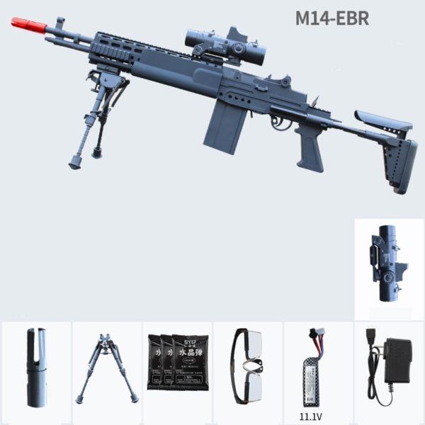 súng đạn thạch m14