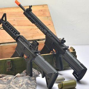 súng đạn thạch m4 cyma