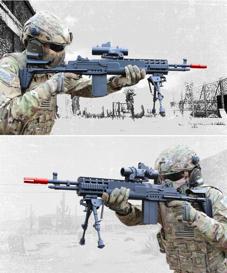 súng đồ chơi m14 ebr