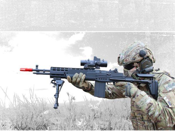 súng bắn đạn thạch M14 EBR