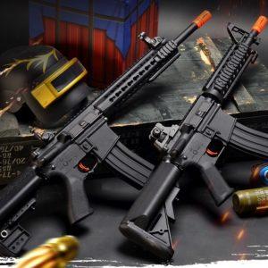 súng bắn đạn nở m4 cyma