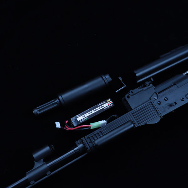 súng bắn đạn thạch ak alphaking