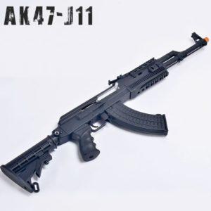 súng bắn hạt nở ak47 j11