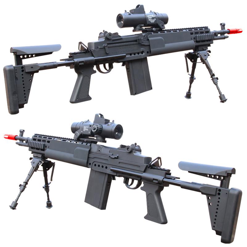 súng bắn hạt nở m14 ebr