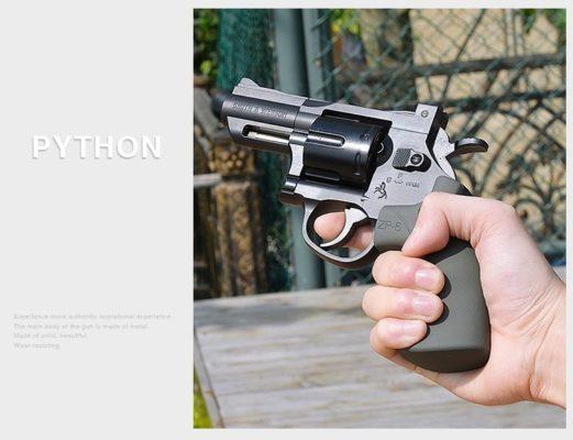 súng lục đồ chơi