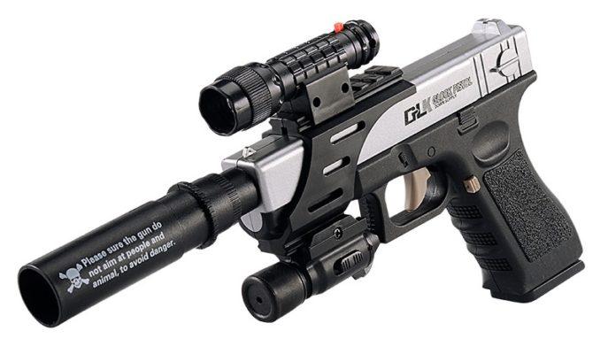 súng lục glock