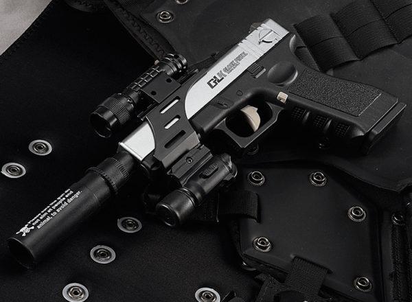 súng lục glock v1