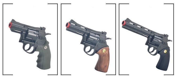 súng lục mô hình