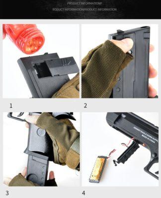 súng mô hình Desert Eagle
