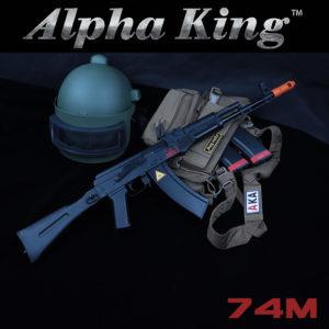 súng mô hình ak alphaking