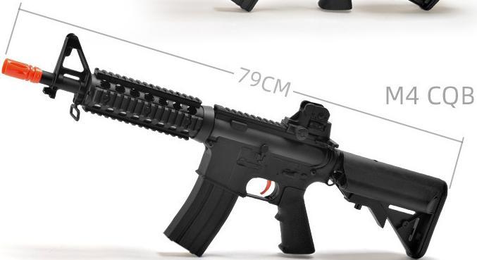 súng mô hình m4 cyma