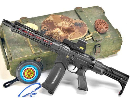 súng mô hình m4 xm316