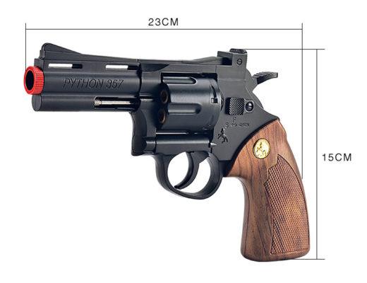 súng mô hình python