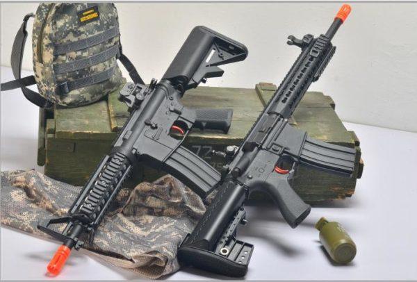 súng m4 cyma đạn thạch
