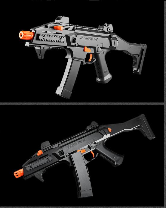súng đạn thạch evo 330