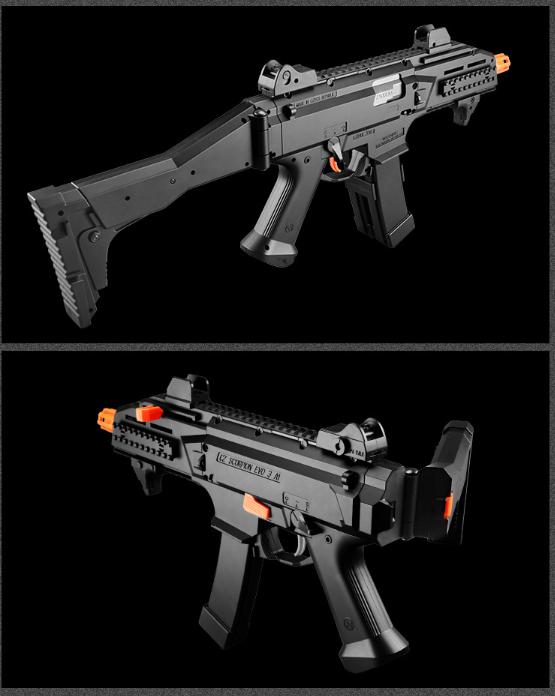 súng mô hình evo