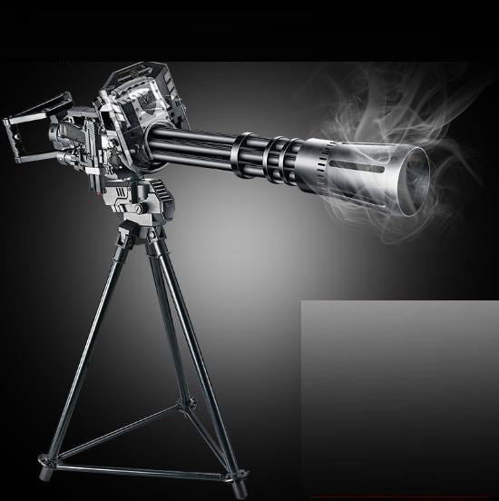 Gatling Gun Đạn Thạch 2020