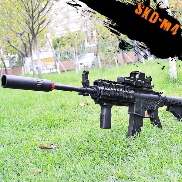 súng đạn thạch m4ss