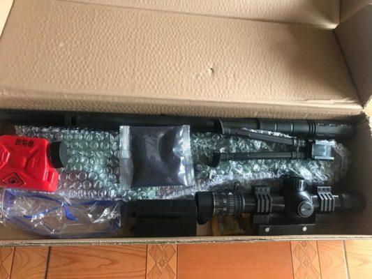 bán súng mô hình AWM
