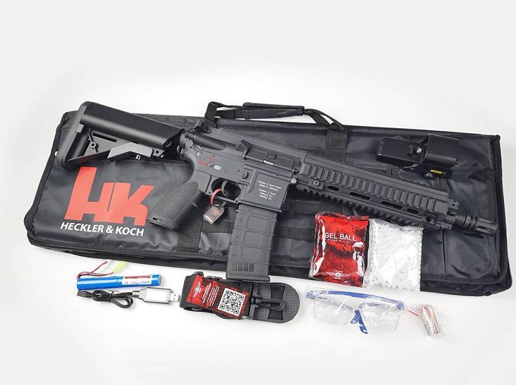 súng hk 416 đạn thạch