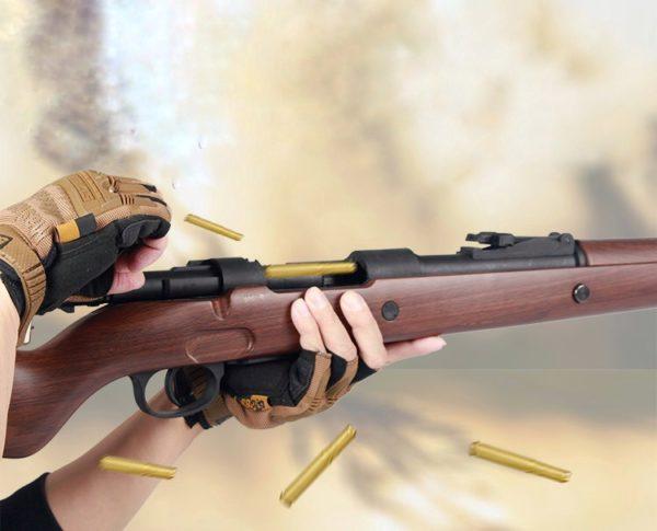 súng đạn thạch k98 văng shell