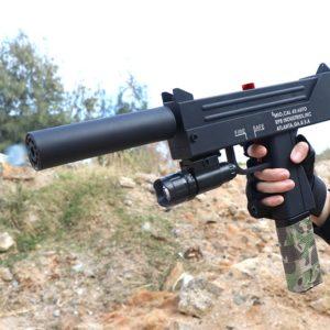 súng đạn thạch uzi