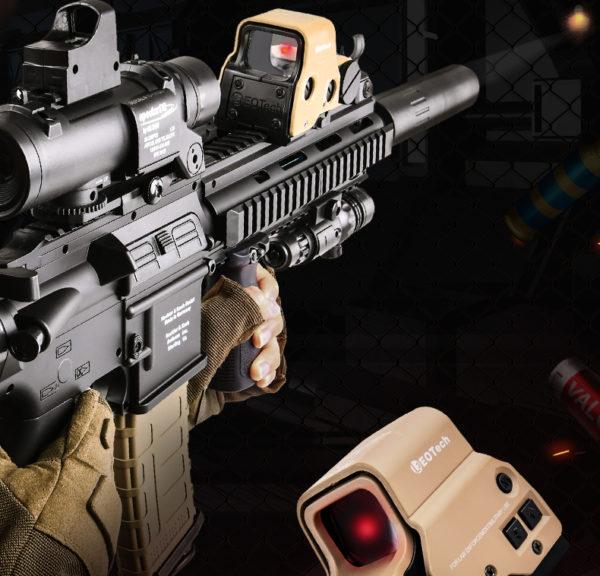 súng đạn thạch HK416