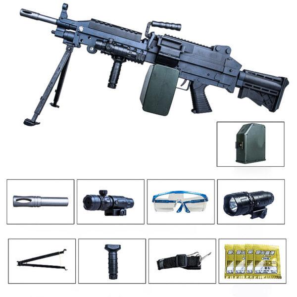 súng đạn thạch m249