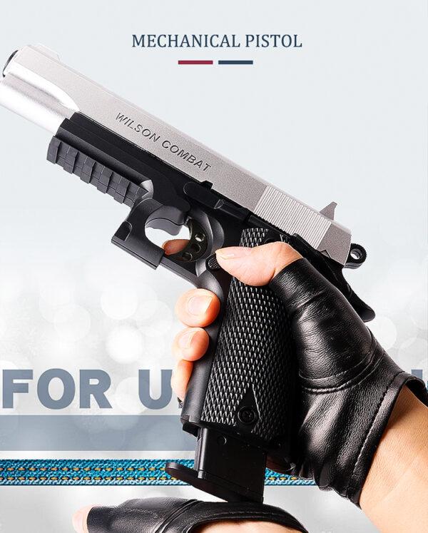 súng lục đạn thạch wilson combat