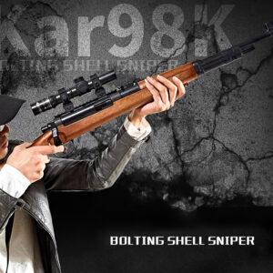 k 98 văng vỏ đạn