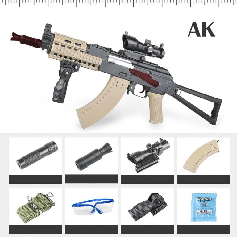 AK 47 huyền thoại