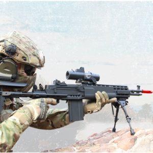súng đạn thạch M14EBR
