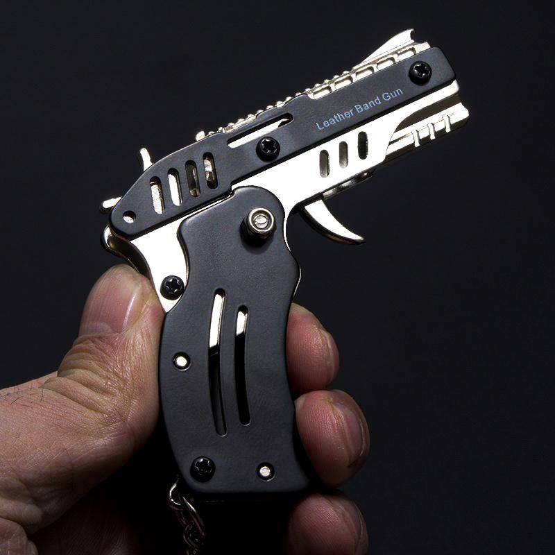 mô hình súng móc khóa